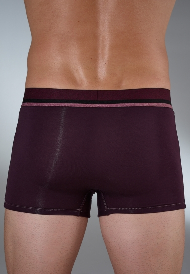 Boxer homme - Rouge - Image 2