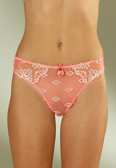 Tanga / string - Rose