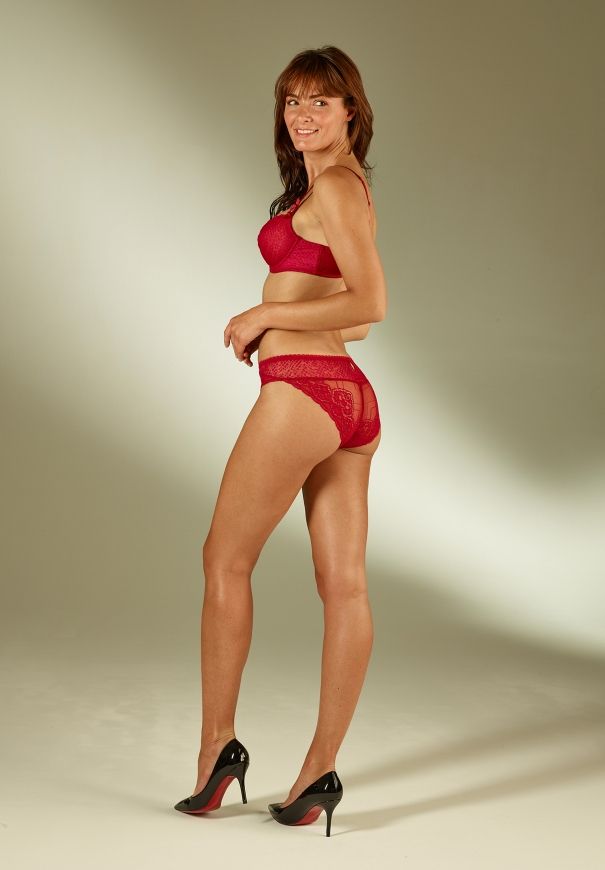Culotte italienne - Rouge - Image 3